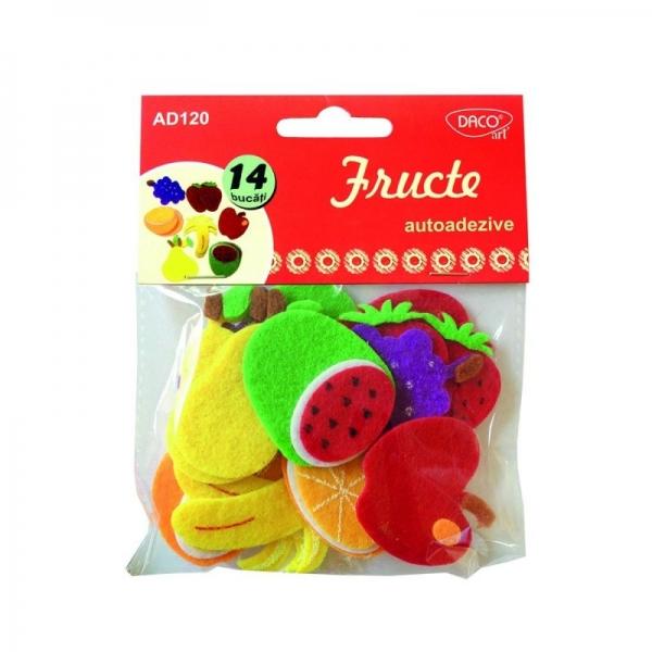Fructe pâslă autoadezivă