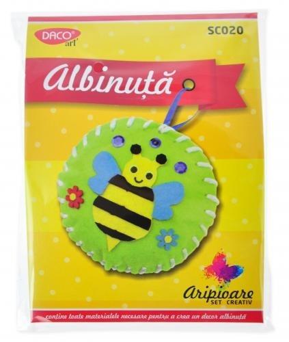 Albinuță - set creativ