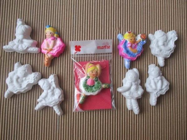 BALERINA Set confecţionare 20 mărţişoare