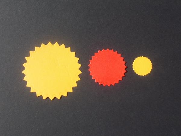 Cercuri decorative mici