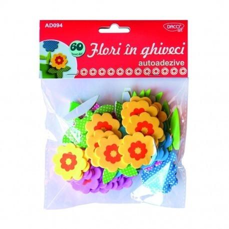 Flori în ghiveci spumă AA