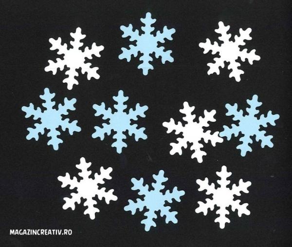 Fulgi zăpadă 3,7 cm