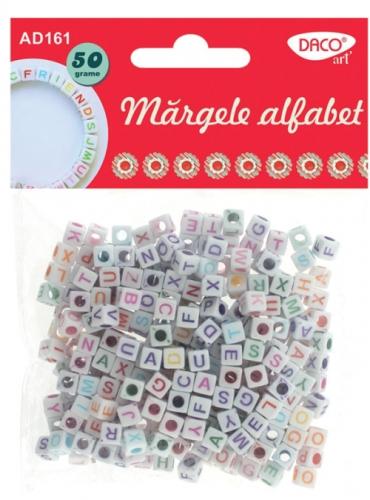 Mărgele alfabet