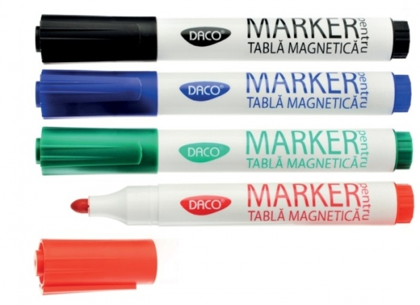 Markere pentru tablă magnetică