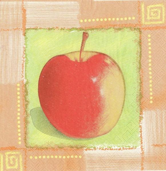 Șervețel decorativ măr 0