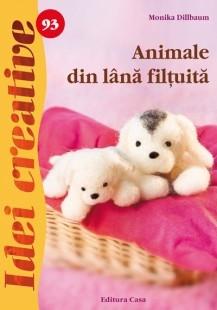 Animale din lânã filţuitã - Idei creative 93 0