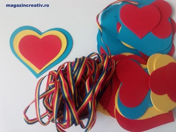 Ghirlandă Iubesc România! 0