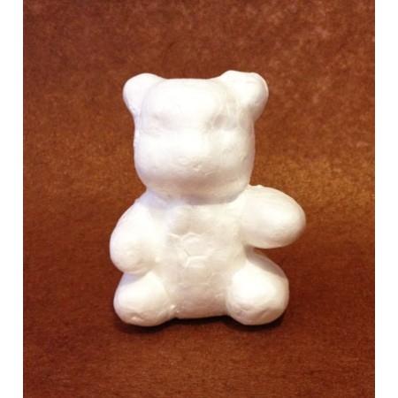 Ursuleț din polistiren (7 cm) 0